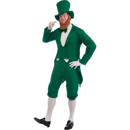 Mens Leprechaun Halloween Costume - Halloween Look For Men