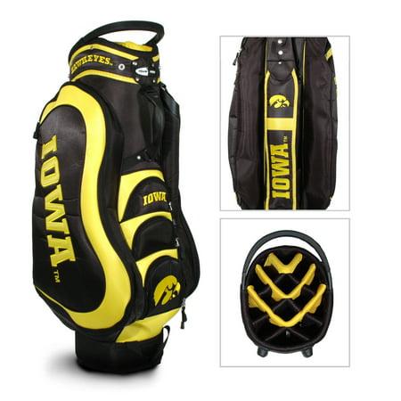 Team Golf NCAA Iowa Medalist Golf Cart Bag