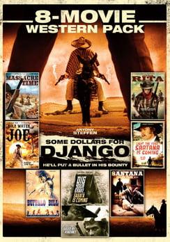 8-Movie Spaghetti Western Collection Volume 2 (DVD) by ECHO BRIDGE ENTERTAINMENT