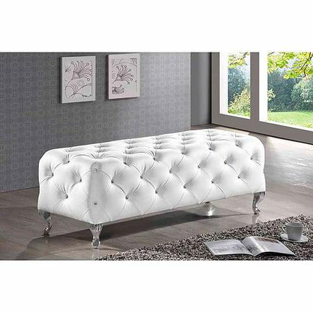 wholesale interiors baxton studio bedroom bench