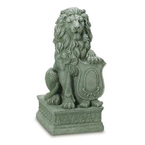 Bsd National Supplies Mojestic Outdoor Lion Sculpture by Overstock