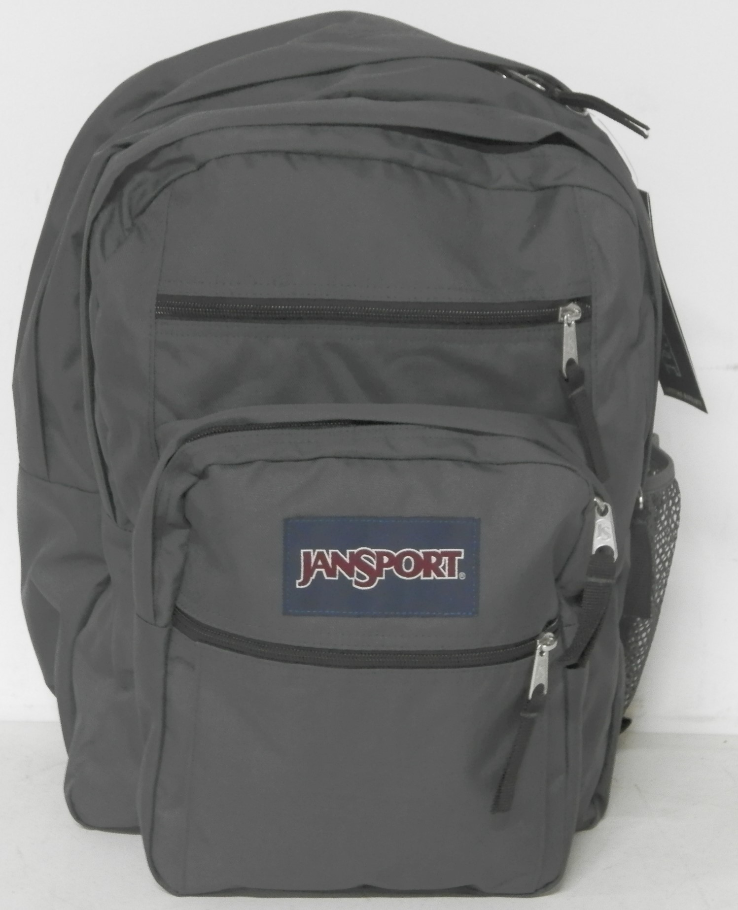 Jansport Big Student Forge Grey TDN7-6XD - Walmart.com