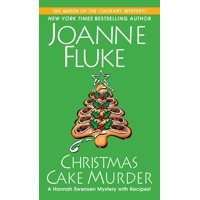 Hannah Swensen Mystery: Christmas Cake Murder (Series #23) (Paperback)