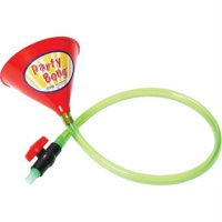 Party Bong Single Beverage Funnel with Valve