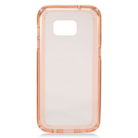 Insten Gel Cover Case For Samsung Galaxy S7 Edge - Rose Gold - image 1 of 3