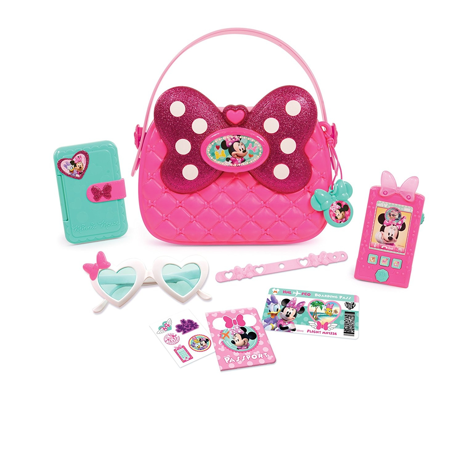 Just Play Girls Minnie Happy Helpers Bag Set by Just Play