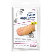 3 Pack - PediFix Visco-Gel Bunion Relief Sleeve, Large 1 ea