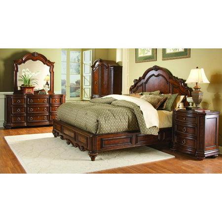 Woodbridge Panel Customizable Bedroom Set  2143 Product Photo