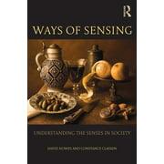 Ways of Sensing - eBook