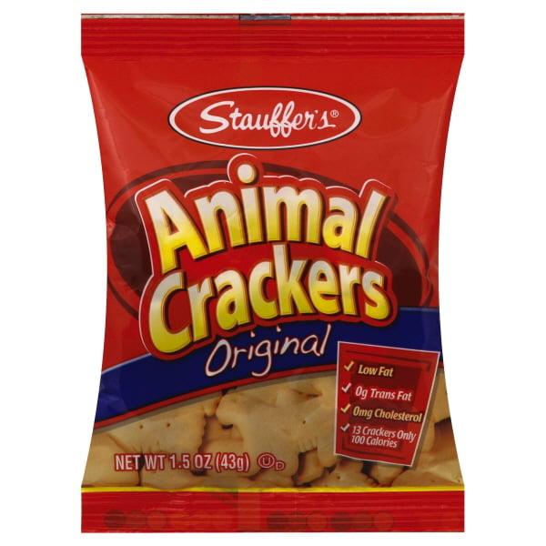 Stauffer Animal Crackers