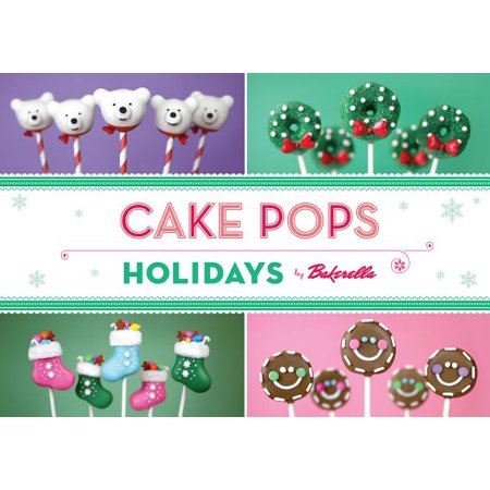Cake Pops Holidays - Holiday Cake Pops