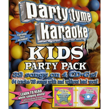 Party Tyme Karaoke: Kids Party Pack ()