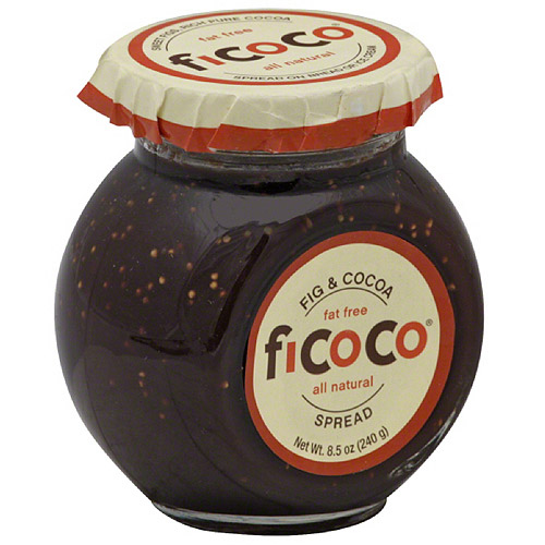 Dalmatia Ficoco Fig & Cocoa Spread, 8.5 oz, (Pack of 12)