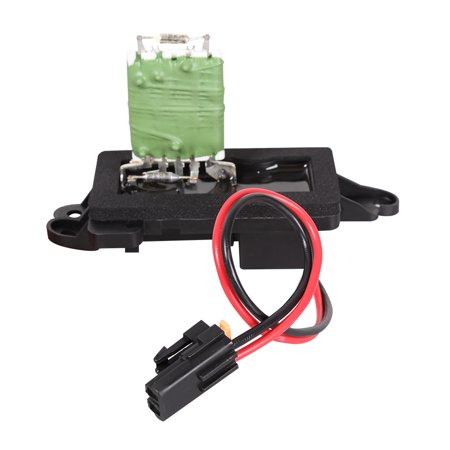 A/C Blower Motor Control Resistor for 02-07 Chevrolet Suburban 1500 2500 1580582 RU571