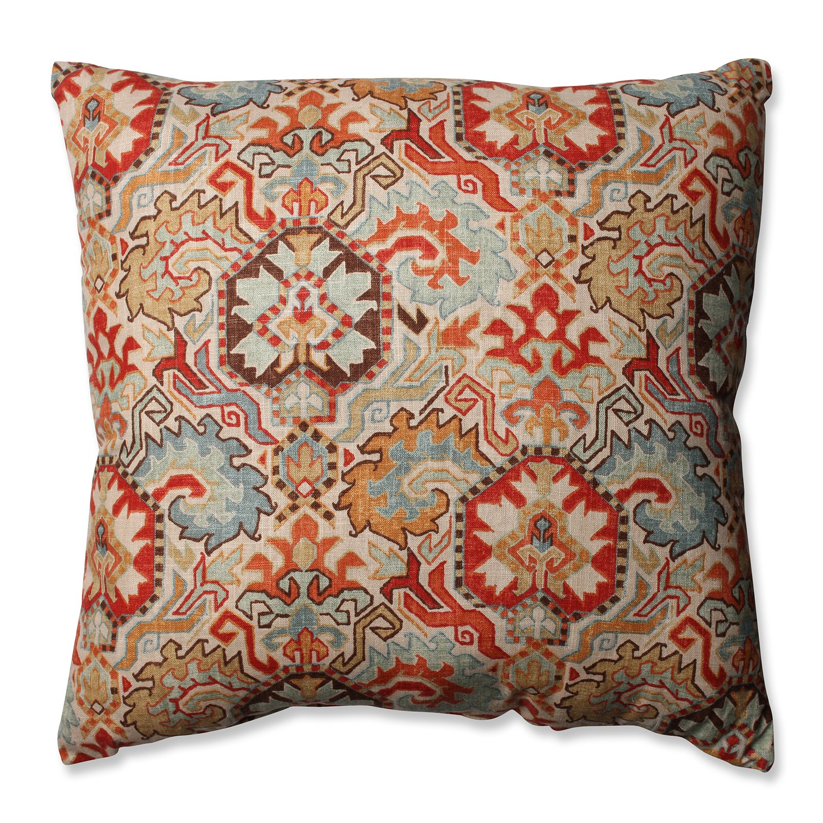 Pillow Perfect Madrid Persian Floor Pillow