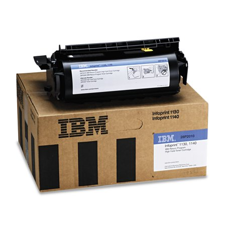 InfoPrint Solutions Company 28P2010 High-Yield Toner, 30000 Page-Yield,