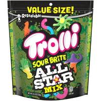Trolli Sour Brite All Star Mix, 25.5 Oz., Pouch