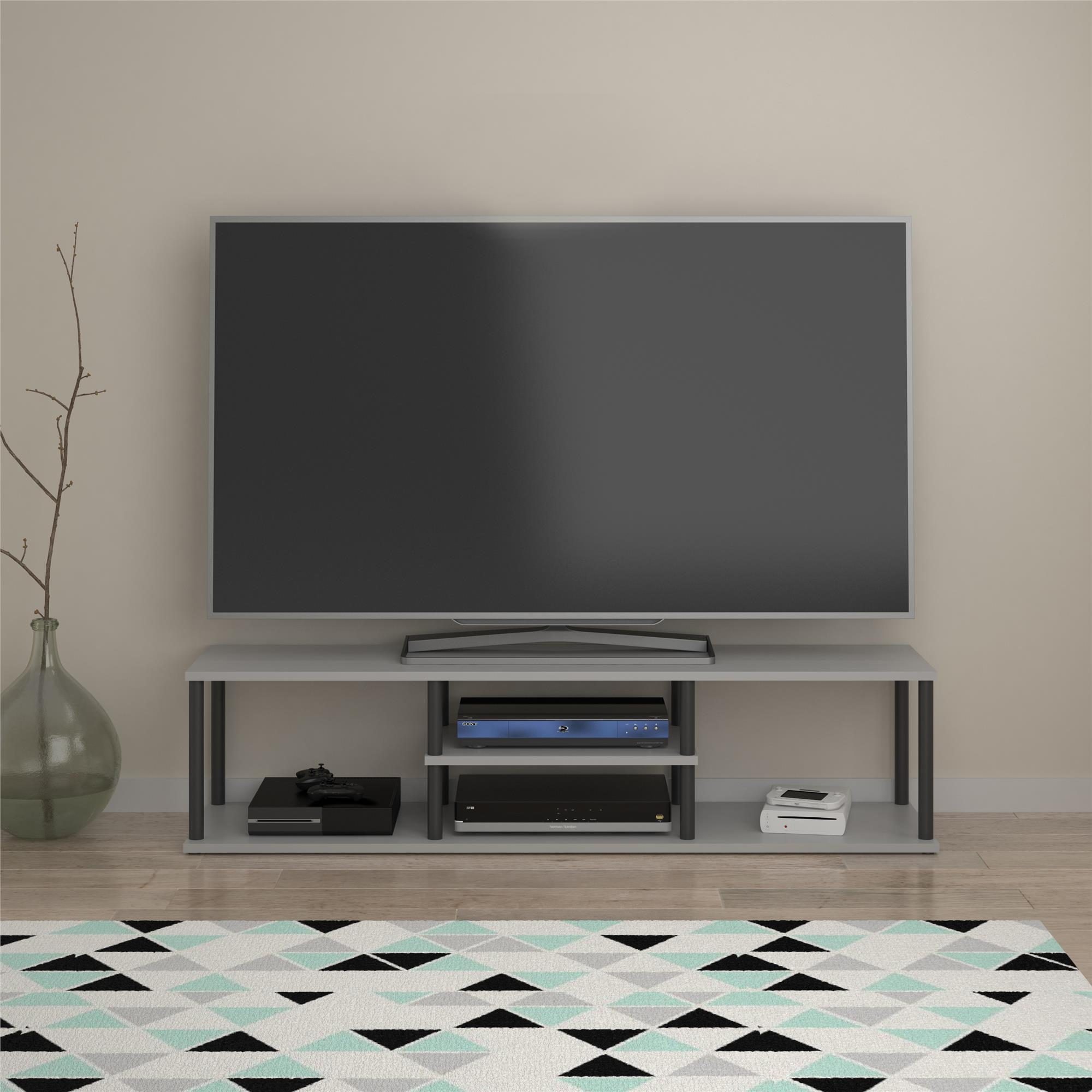 "Ameriwood Home Piper Glen TV Stand for TVs up to 60"", Black"