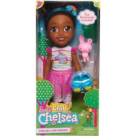 Barbie - Chelsea Doll - AA - A Chelsea Smile