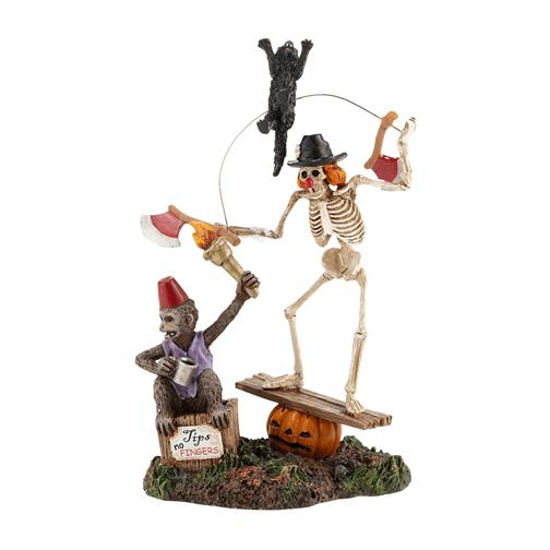 Department 56 Halloween Village Funny Bones 2013 4030780