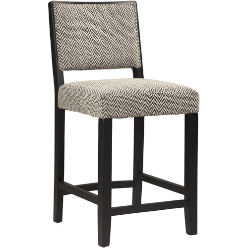 Linon Zoe Counter Stool Bridgeport Walmart Com