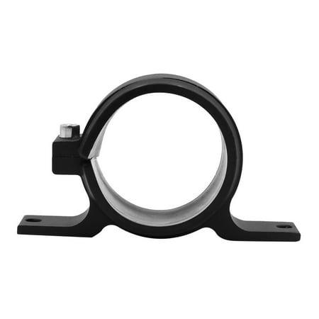 60mm Dia Black Car Fuel Pump Mounting Bracket Filter Clamp Cradle for Honda - image 3 of 3