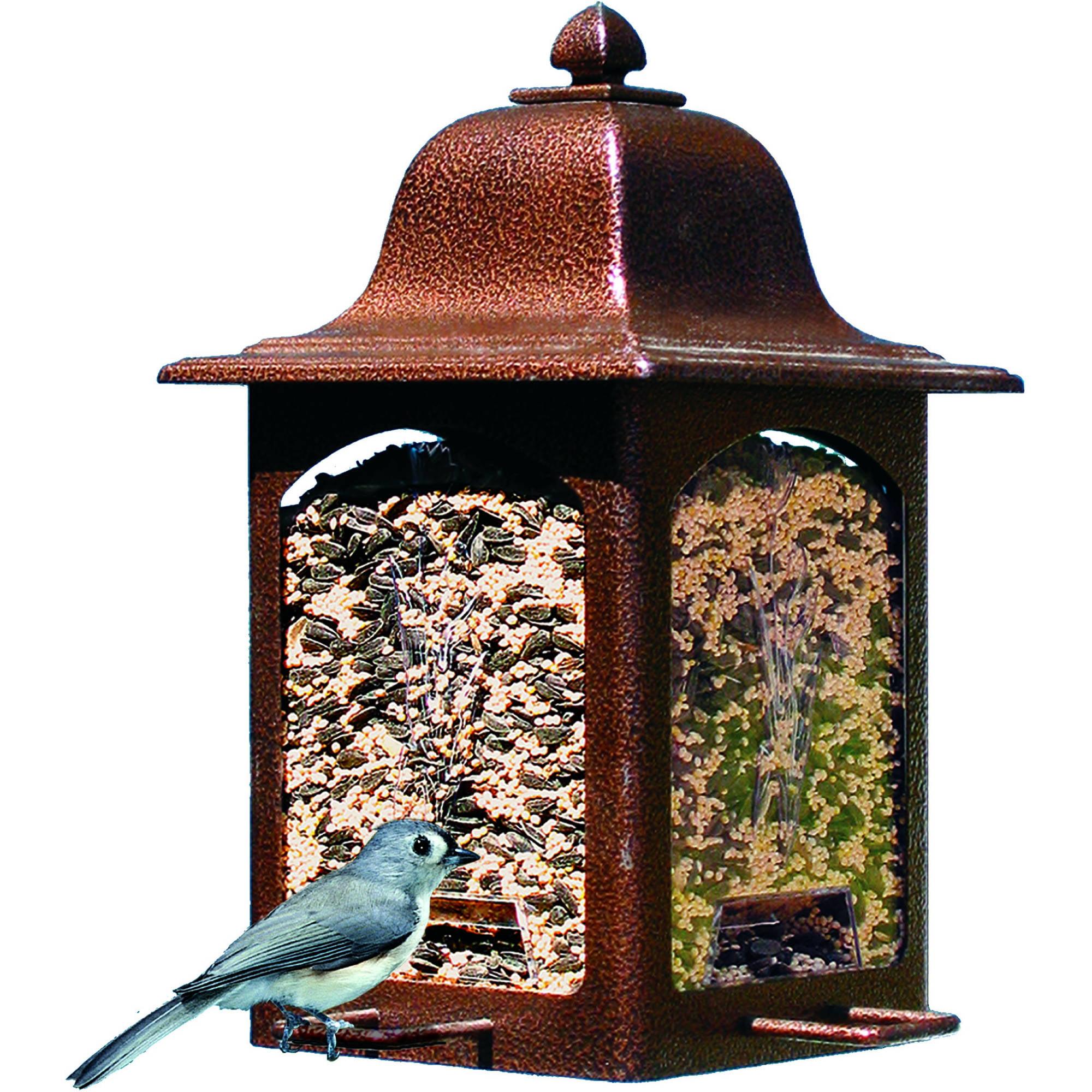Birdscapes Tulip Garden Lantern Birdfeeder by Woodstream Corp