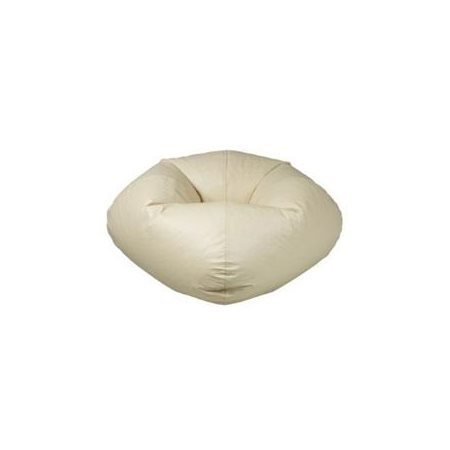 Astounding 98 Round Vinyl Bean Bag Multiple Color Gmtry Best Dining Table And Chair Ideas Images Gmtryco