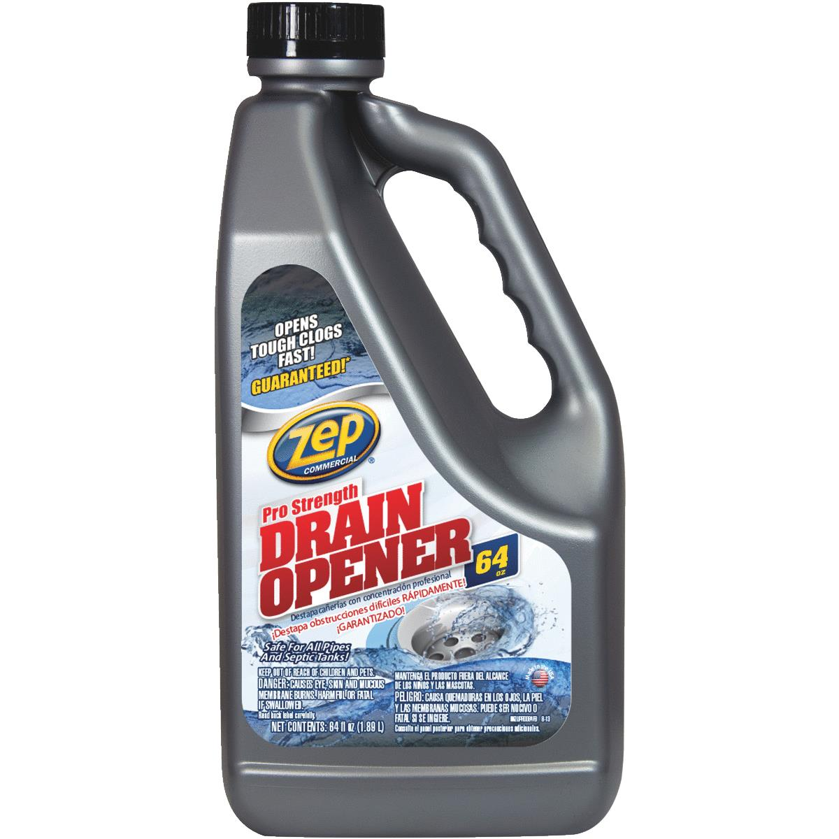 Zep Commercial Liquid Drain Cleaner Walmart Com