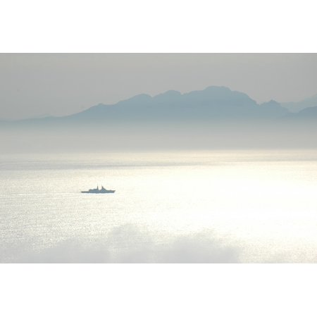 - Canvas Print Africa Boat Ship Coast Cape Town Bay Ocean Stretched Canvas 10 x 14