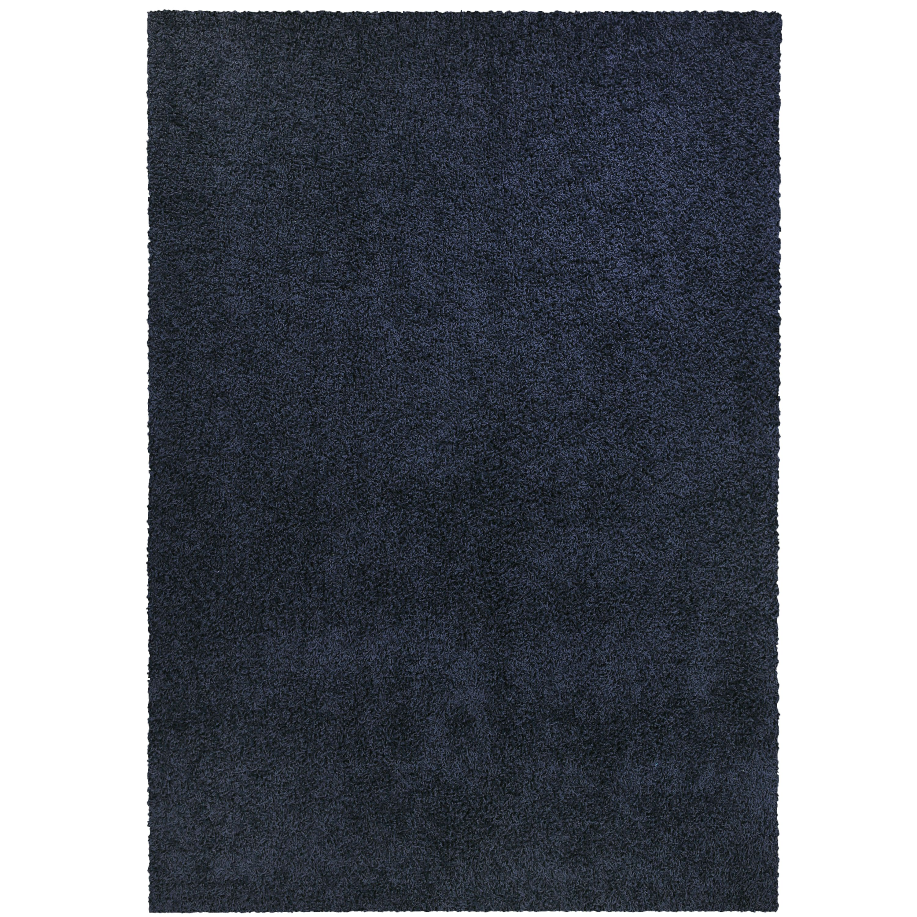 Mainstays Olefin Shag Area Rug or Runner Collection, Multiple Sizes