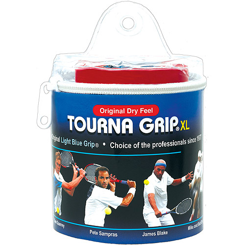 Tourna Grip XL, 30pk with Travel Pouch