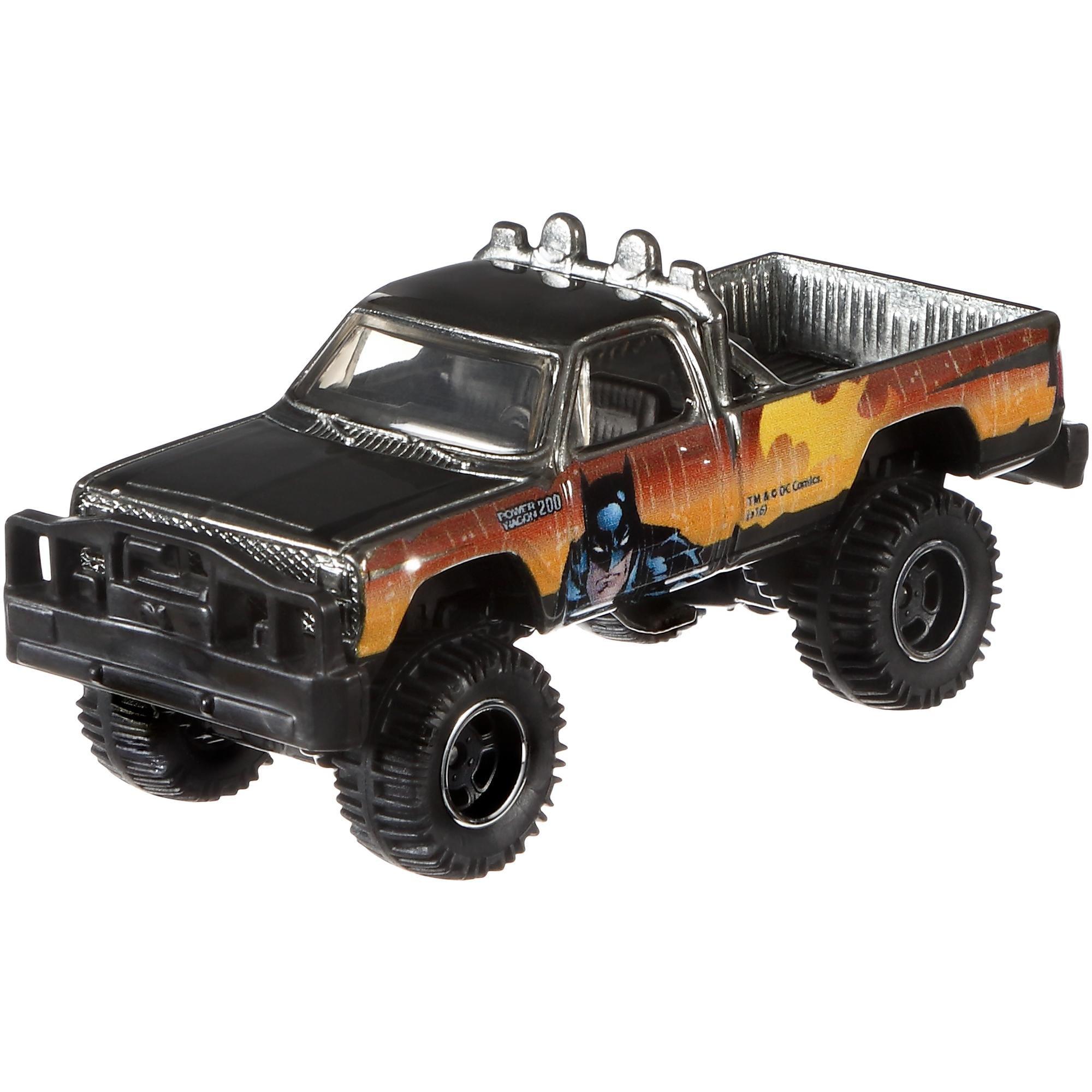 Hot Wheels 80 Dodge Macho Power Wagon Walmart Com