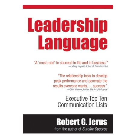 Listed Languages - Leadership Language: Executive Top Ten Lists for Communication Success - eBook