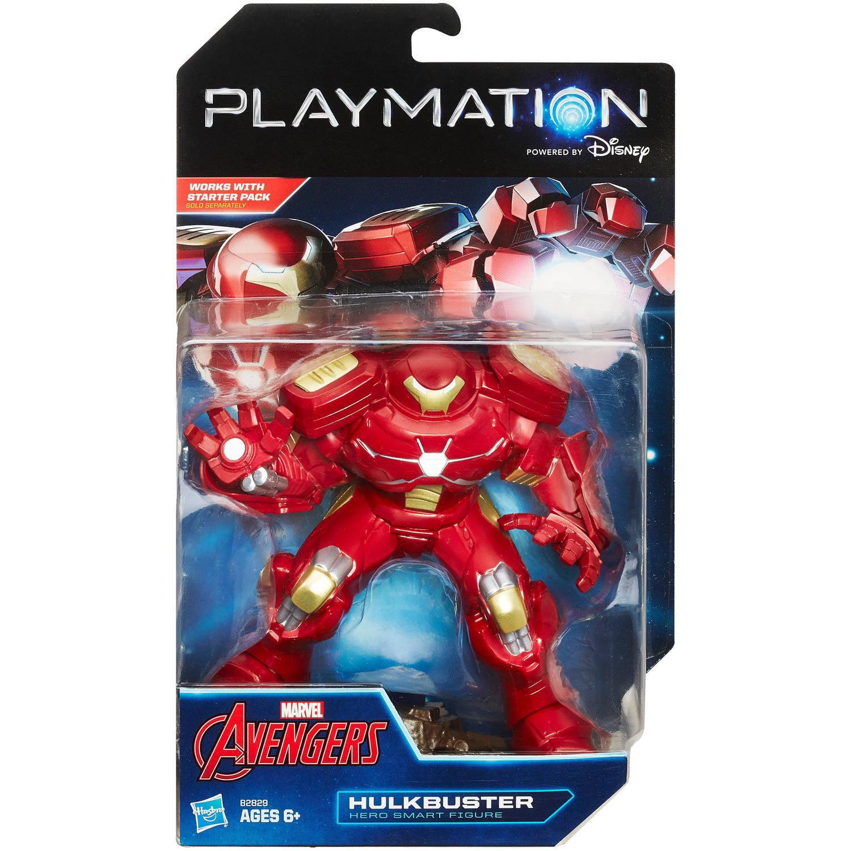 Playmation Marvel Avengers Hulkbuster Figure