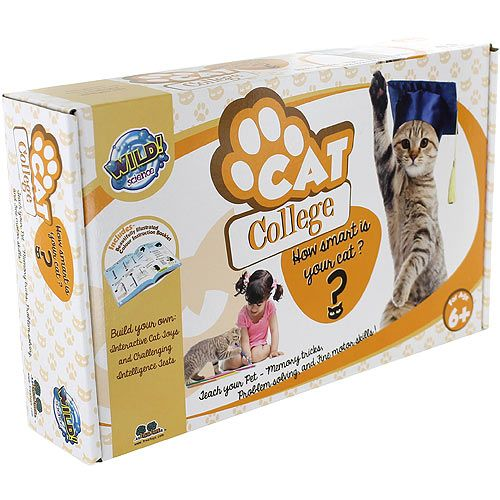 Pet Science Kitty College Kit