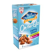Blue Diamond 100 Calorie On-the-Go Bags