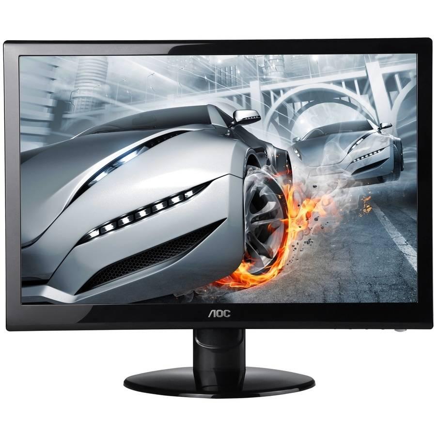"AOC 27"" LED Widescreen Monitor (E2752VH Black)"