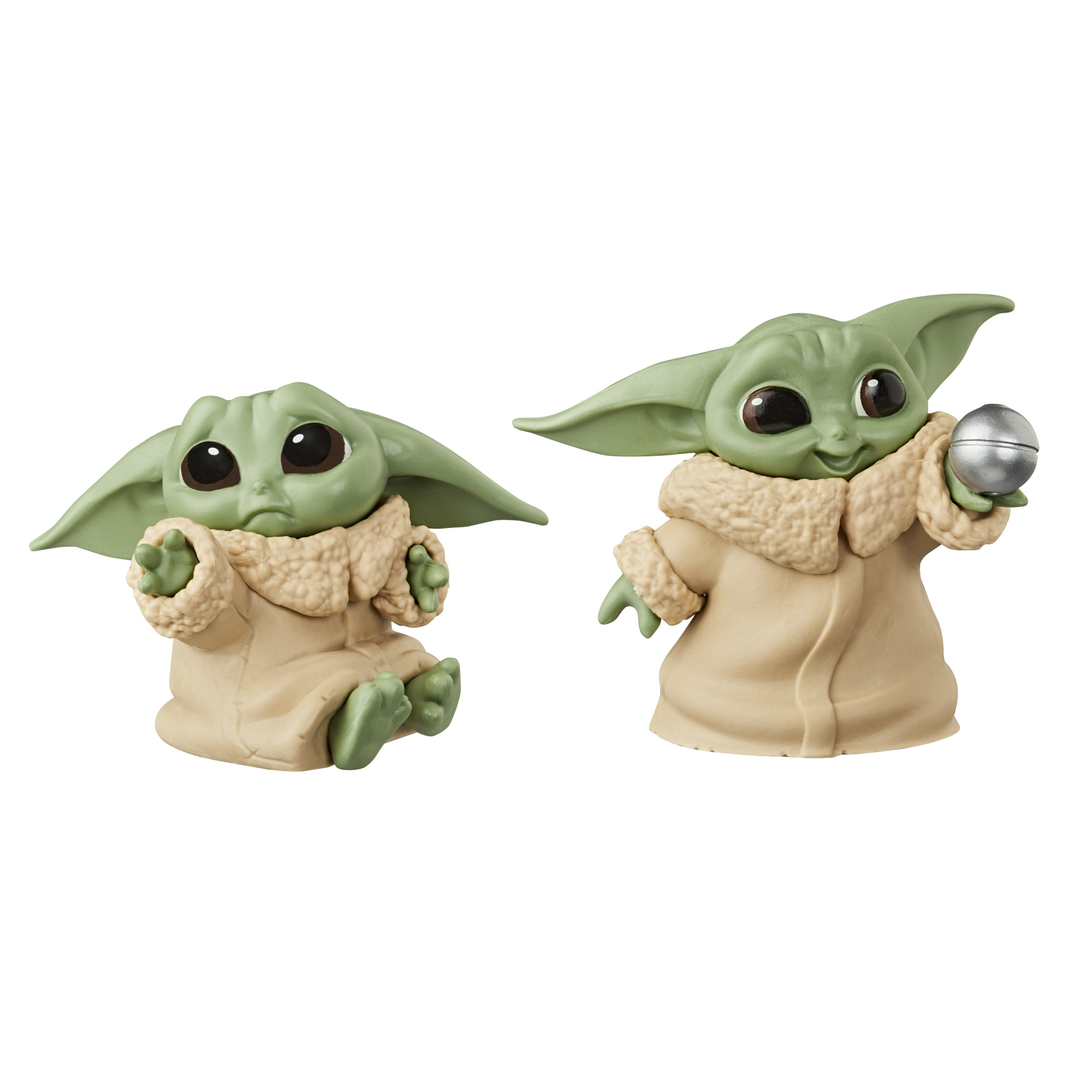 Star Wars The Bounty Collection Baby Yoda Don T Leave Ball Toy 2 Pack Walmart Com Walmart Com