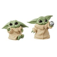Star Wars The Bounty Collection: Baby Yoda Don't Leave Ball Toy 2-Pack
