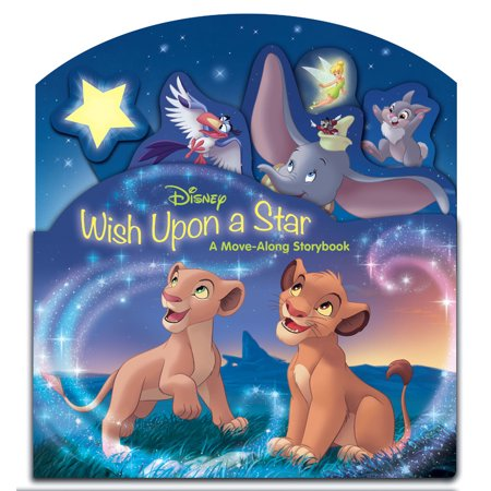 Wish Upon A Star : A Move-Along Storybook