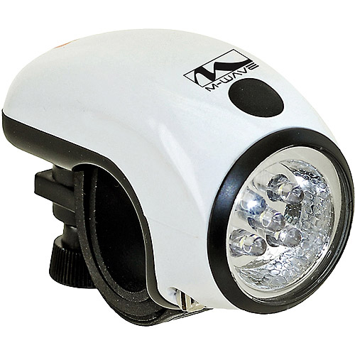 M-Wave 5-LED Headlight
