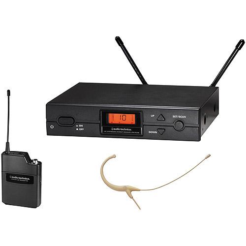 Audio Technica ATW2192T Headset Wireless System