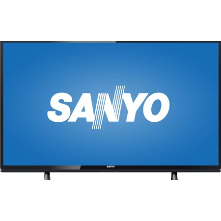 Sanyo Fw50d36f 50  1080P 60Hz Led Lcd Hdtv