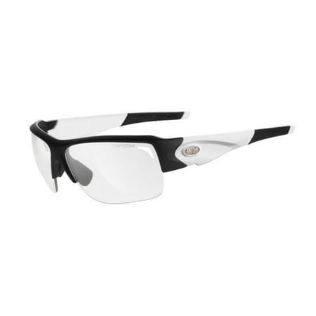 ELDER, BLACK/WHITE FOTOTEC SUNGLASSES LIGHT NIGHT (Sunglasses Kid Friday Night)