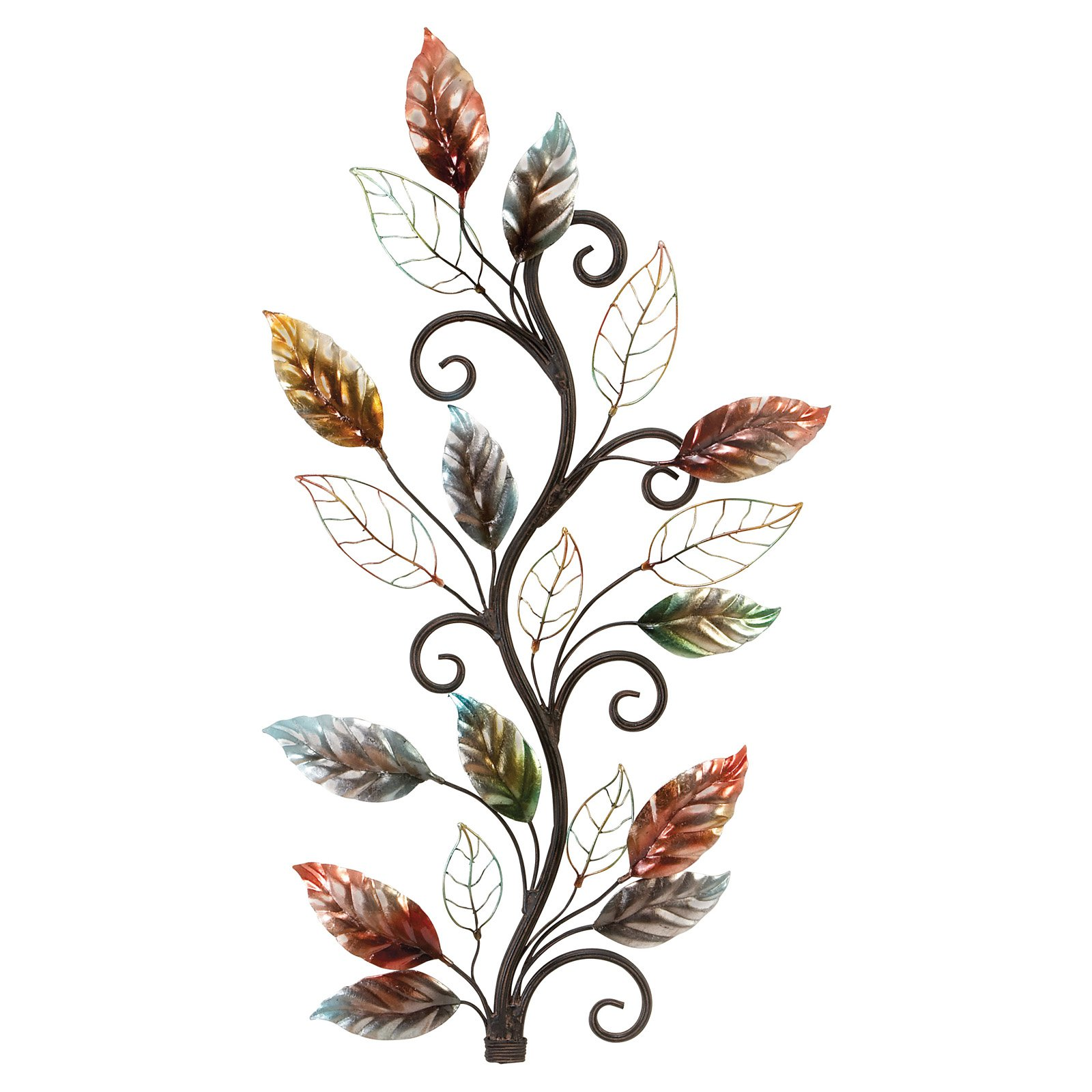 Metal Wall Decor Brings The Nature To Your Rooms by Benzara