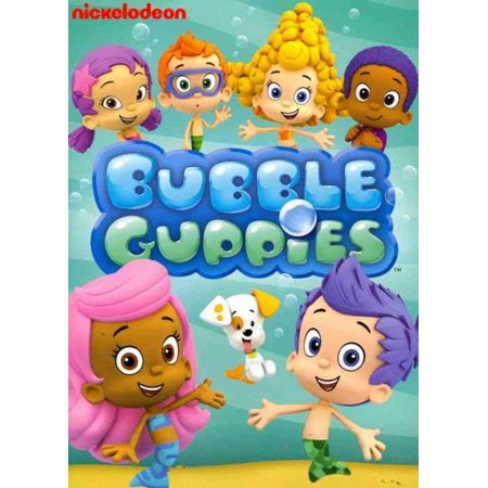 Bubble Guppies (DVD) (Bubble Guppie Toys)