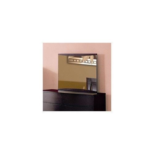 Beverly Hills Furniture Maya Rectangular Dresser Mirror