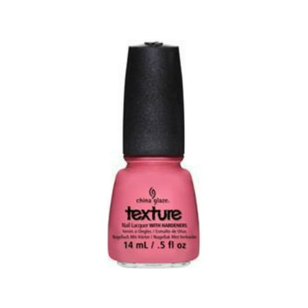 CHINA GLAZE Texture Nail Lacquers - Itty,Bitty,Gritty