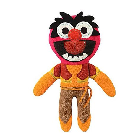 Muppets Animal Hoodie (The Muppets Pook-a-Looz Animal Plush)
